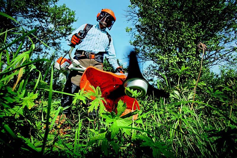 Garten- und Grundstückspflege